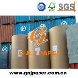 60GSM 70GSM 80GSM unbeschichtetes Offsetpapier mit Bandspule-Verpackung