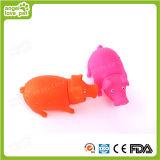 Het grappige Piepende Stuk speelgoed van het Huisdier van het Latex & VinylStuk speelgoed, het Stuk speelgoed van het Huisdier