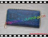Специальный бумажник зерна для женщин с цепью вокруг