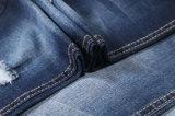 tela da sarja de Nimes das calças de brim do Twill de 9.6oz 98%Cotton 2%Spandex