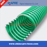 다채로운 플라스틱 유연한 PVC 흡입 호스