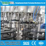 Máquina de enchimento engarrafada vidro do sumo de laranja