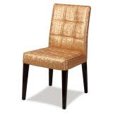 جلد فولاذ فندق مطعم يتعشّى كرسي تثبيت