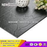 Керамическое застекленное тело Vitrified фарфором твердое черное белое серое полное кроет 600X600mm черепицей для стены и пола (MB6002K)