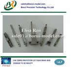CNC Vervangstukken van de Precisie van het Prototype van de Machine de Snelle