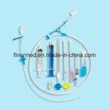 의학 CVC 중앙 정맥 카테테르 장비