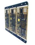 placa Multilayer do PWB da eletrônica da segurança do controle da impedância 8L de 1.0mm