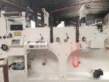회전하는 2를 가진 기계를 인쇄하는 1개의 색깔은 절단을 정지한다