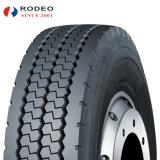 El uso de la unidad de neumáticos para camiones Goodride/Westlake CM998 1000r20