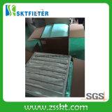 Não Tecidos de fibras de filtro para fabricação do filtro de bolso do HVAC