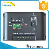 太陽系20I欧州共同体のための20AMP 12V/24Vの太陽電池パネルの料金のコントローラ