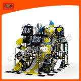 Mich горячая продажа детей пластиковых игрушек пространства тема игровая площадка для установки внутри помещений