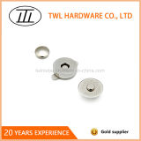Accessoires du vêtement 18mm bouton magnétique en métal pour les sacs