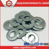 DIN125 Rondelle plate au zinc et au zinc au carbone