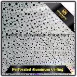 El panel de pared enmarcado fachada de aluminio del metal de hoja del corte del laser