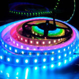 12V magia a todo color IC 1903 5050 Cinta de luz LED