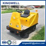 Macchina elettrica della spazzatrice di strada della spazzatrice con il caricatore (KW-1360)