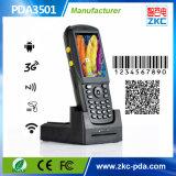 Macchina logistica tenuta in mano Android di inventario PDA del corriere di Zkc PDA3501 3G WiFi NFC RFID
