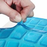 Nouvelle conception Gel Memory Mousse Back Cushion Lumbar Support Health Pillow