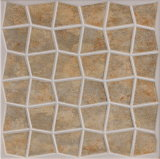 300x300mm Matt rústico Piedra de cuarto de baño de cerámica vidriada Baldosa