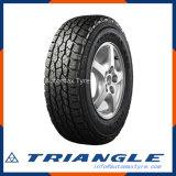 Tipo grande do triângulo do bloco do ombro de Tr257 China todos os pneus de carro de Sean