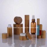 Série de bambu vaso loção boião de creme para embalagem de cosméticos (PPC-BS-073)