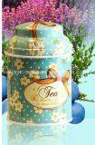 Candela di lusso della paraffina di fragranza dell'aroma, candela nel barattolo di latta