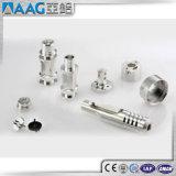 Aluminium CNC die Delen machinaal bewerken