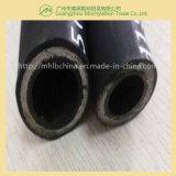 Boyau hydraulique spiralé de fil (902-4S-1/2)