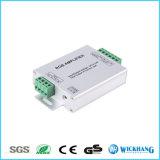 同期的に10m 15m 25m 5050 RGBのストリップのための24A LED RGBのアンプDC12V