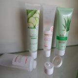 Buis van de Etikettering van de Lotion van het lichaam de Kosmetische Plastic voor Reeks Miniso