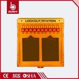 Caselle mobili della stazione 6 di bloccaggio Bd-B209