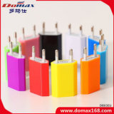 USB Charger voor iPhone 5 de EU Plug Adapter van Mobile Phone Gadget
