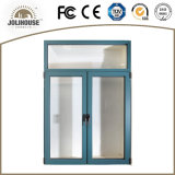 Gute Qualitätsfertigung kundenspezifisches Aluminiumflügelfenster Windows