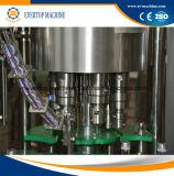 Máquina de enchimento automática do vinho do frasco 3 in-1 de vidro