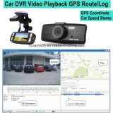 "Cheap 2.7 ""GPS Tracking Sony Imx 323 Car Black Box Built-in GPS Logger Receiver, Google Map Tracking Route, HD1080p Dash Camera Recorder DVR-2713G"