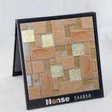 Het moderne Glas 300X300 mengde de Ceramische Badkamers van de Grenzen van de Tegel van het Mozaïek