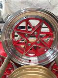 황금, 은, 백색, 녹색, 빨강 etc. 끝마무리 합금 바퀴 (136)