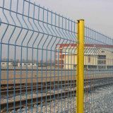 Низкая цена проволочной изгороди Китая оптовая сваренная PVC