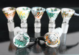 Kleurrijke Heady Kom 14mm 18mm van het Glas Borosilicate voor de Pijp van het Glas