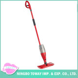 Magic Rotating 180 Nettoyage de plancher Microfiber Water Spray Mop