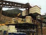 Aufbau-überschüssige Wiederverwertungs-Produktionszweig 300tph