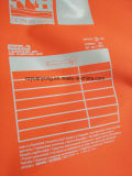 ラベルの印刷のための円柱シルクスクリーンプリント