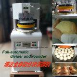 Divisor automático da massa de pão da padaria do equipamento do alimento e máquina mais redonda