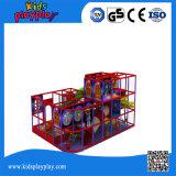 Замок мягкой спортивной площадки горячего продавая малыша капризный, крытая структура игры, пластичная крытая спортивная площадка