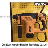 Nz30 Vier de ModelDecoratie die van de Verrichting Roterende Hamer met Veilig Koppeling en Systeem Cvs boren
