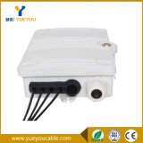 ODF 4 Salidas 1*4 PLC Splitter Caja /Fiber Optic Distribution Box Para Fusiones Opticos