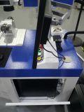 Волокна лазерный маркер машина для маркировки алюминия, перо, металл