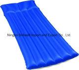 Belüftung-aufblasbares Wasser-sich hin- und herbewegende Bett-sich hin- und herbewegende Matten