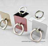 Soporte del anillo del uso del teléfono, soporte de la hebilla del anillo, soporte giratorio del soporte del soporte del anillo